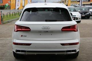 2017 Audi SQ5 FY MY17 Tiptronic Quattro White 8 Speed Sports Automatic Wagon