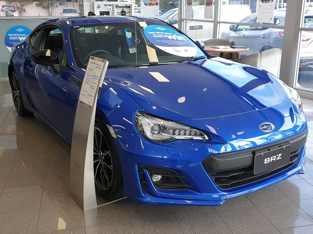 New Subaru BRZ Z1 MY19 , 2019 Subaru BRZ Z1 MY19 WR Blue Mica 6 Speed Sports Automatic Coupe