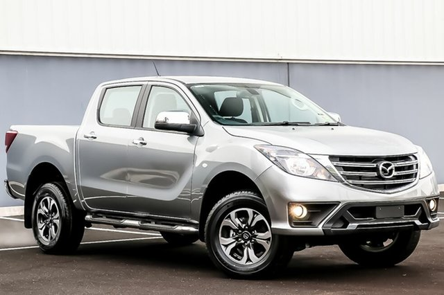 New Mazda BT-50 UR0YG1 XTR, 2018 Mazda BT-50 UR0YG1 XTR Aluminium 6 Speed Sports Automatic Utility