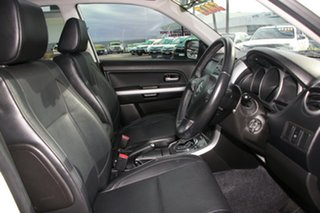 2012 Suzuki Grand Vitara JB MY09 Prestige White 4 Speed Automatic Wagon