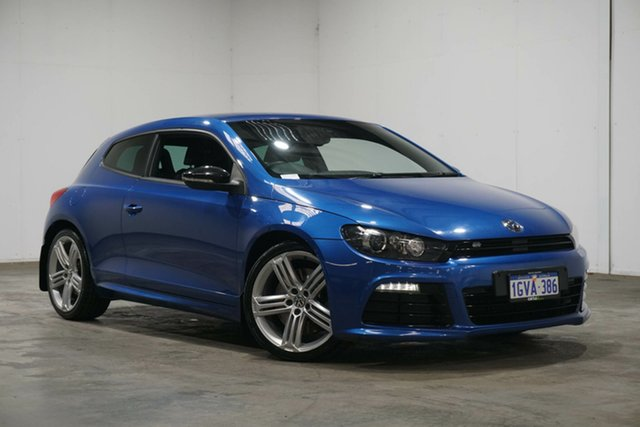 Used Volkswagen Scirocco 1S MY14 R Coupe DSG, 2013 Volkswagen Scirocco 1S MY14 R Coupe DSG Blue 6 Speed Sports Automatic Dual Clutch Hatchback