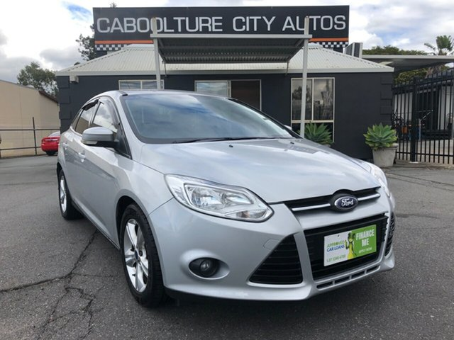 Used Ford Focus LW Trend PwrShift, 2011 Ford Focus LW Trend PwrShift Silver 6 Speed Sports Automatic Dual Clutch Sedan