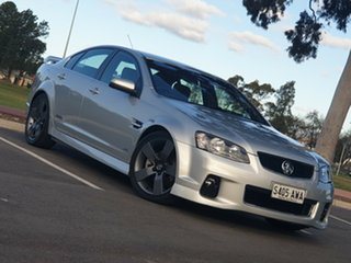 2012 Holden Commodore VE II MY12.5 SS Z Series Silver 6 Speed Sports Automatic Sedan.