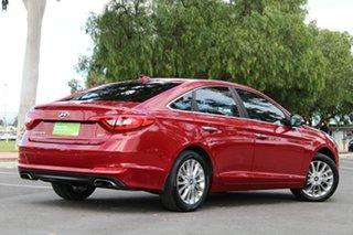 2016 Hyundai Sonata LF MY16 Elite Red 6 Speed Sports Automatic Sedan