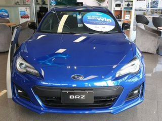 2019 Subaru BRZ Z1 MY19 WR Blue Mica 6 Speed Sports Automatic Coupe.