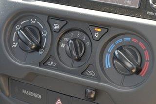 2017 Mitsubishi Triton MQ MY17 GLX White 6 Speed Manual Cab Chassis