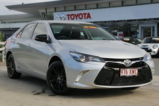 2016 Toyota Camry ASV50R RZ Silver Ash 6 Speed Sports Automatic Sedan.
