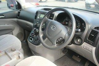 2010 Kia Carnival VQ MY10 EXE White 4 Speed Sports Automatic Wagon