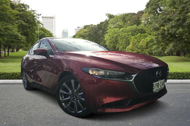 Demo Mazda 3 BP2S7A G20 SKYACTIV-Drive Evolve, 2019 Mazda 3 BP2S7A G20 SKYACTIV-Drive Evolve Soul Red 6 Speed Sports Automatic Sedan