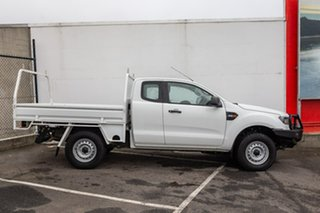 2017 Ford Ranger PX MkII 2018.00MY XL Super Cab White 6 Speed Manual Utility.
