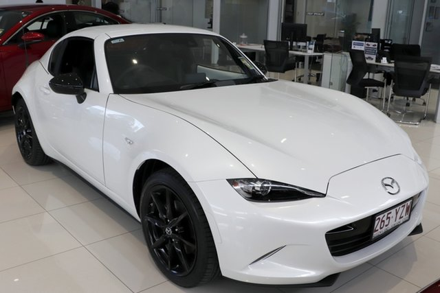 Demo Mazda MX-5 ND RF SKYACTIV-MT, MX-5 S 6MAN 2.0L RF
