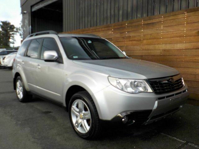 Used Subaru Forester S3 MY10 XS AWD, 2009 Subaru Forester S3 MY10 XS AWD Silver 4 Speed Sports Automatic Wagon
