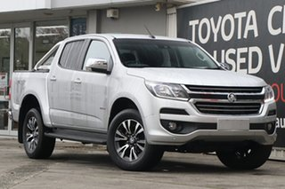 2018 Holden Colorado RG MY19 LTZ Pickup Crew Cab 6 Speed Automatic Crew Cab P/Up.