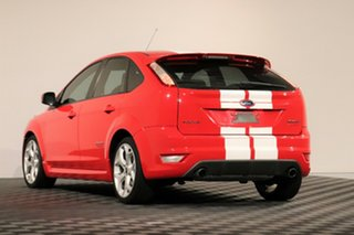 2009 Ford Focus LV XR5 Turbo Red 6 Speed Manual Hatchback