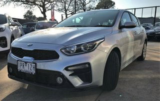 2019 Kia Cerato BD MY19 S Silky Silver 6 Speed Sports Automatic Hatchback.