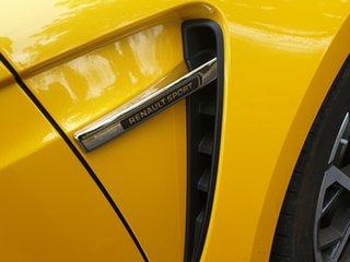 2018 Renault Megane BFB R.S. 280 EDC Liquid Yellow 6 Speed Sports Automatic Dual Clutch Hatchback