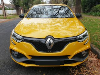2018 Renault Megane BFB R.S. 280 EDC Liquid Yellow 6 Speed Sports Automatic Dual Clutch Hatchback.