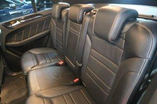 2012 Mercedes-Benz M-Class W166 Grey 7 Speed Sports Automatic Dual Clutch Wagon