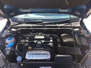 2016 Volkswagen Jetta 1B MY17 118TSI DSG Trendline Blue 7 Speed Sports Automatic Dual Clutch Sedan