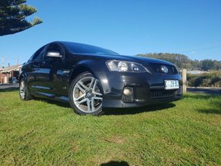 2011 Holden Commodore VE II SV6 Phantom 6 Speed Manual Sedan