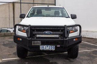 2017 Ford Ranger PX MkII 2018.00MY XL Super Cab White 6 Speed Manual Utility