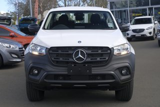 2018 Mercedes-Benz X-Class 470 X220d 2WD Pure White 6 Speed Manual Utility