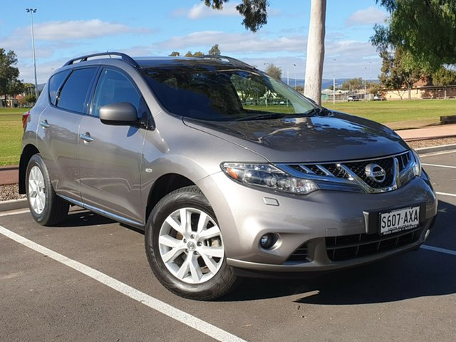Used Nissan Murano Z51 Series 3 ST, 2012 Nissan Murano Z51 Series 3 ST Precision Grey 6 Speed Constant Variable Wagon