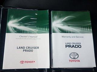 2013 Toyota Landcruiser Prado KDJ150R 11 Upgrade Altitude (4x4) Graphite 5 Speed Sequential Auto