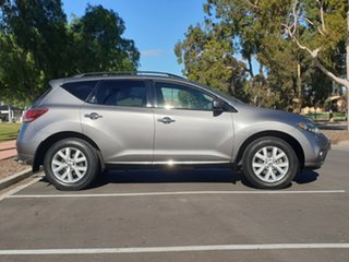 2012 Nissan Murano Z51 Series 3 ST Precision Grey 6 Speed Constant Variable Wagon