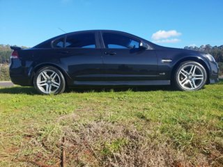 2011 Holden Commodore VE II SV6 Phantom 6 Speed Manual Sedan.