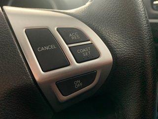 2014 Mitsubishi Lancer CJ MY14.5 LX Blue 6 Speed CVT Auto Sequential Sedan