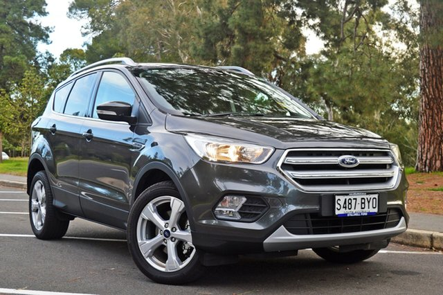 Used Ford Escape ZG 2018.75MY Ambiente 2WD, 2018 Ford Escape ZG 2018.75MY Ambiente 2WD Magnetic 6 Speed Sports Automatic Wagon