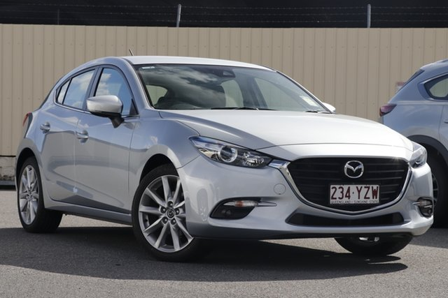 Demo Mazda 3 BN5436 SP25 SKYACTIV-MT, MAZDA3 M 6MAN HATCH SP25