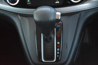 2016 Honda CR-V RM Series II MY17 VTi White 5 Speed Automatic Wagon