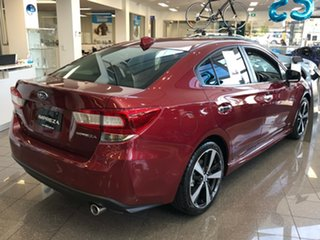2018 Subaru Impreza G5 MY19 2.0i-S CVT AWD Venetian Red 7 Speed Constant Variable Sedan