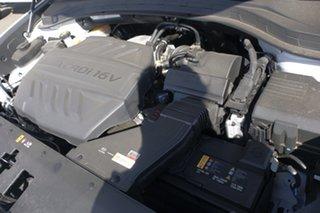 2018 Hyundai Santa Fe TM MY19 Active White Cream 8 Speed Sports Automatic Wagon
