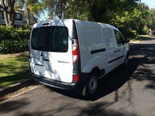 2019 Renault Kangoo F61 Phase II Maxi LWB EDC Mineral White 6 Speed Sports Automatic Dual Clutch Van.