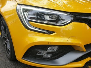 2018 Renault Megane BFB R.S. 280 EDC Liquid Yellow 6 Speed Sports Automatic Dual Clutch Hatchback
