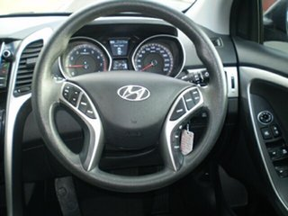 2013 Hyundai i30 GD Active Black 6 Speed Sports Automatic Hatchback