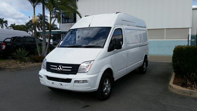 Used LDV V80  High Roof LWB, 2016 LDV V80 High Roof LWB White 6 Speed Automated Manual Van