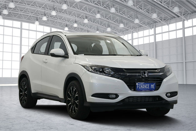Used Honda HR-V MY16 VTi-S, 2016 Honda HR-V MY16 VTi-S White 1 Speed Constant Variable Hatchback