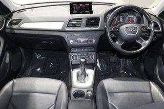 2016 Audi Q3 8U MY15 1.4 TFSI (110kW) Red 6 Speed Automatic Wagon