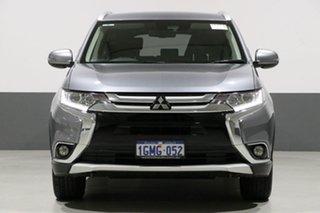 2018 Mitsubishi Outlander ZL MY18.5 LS 7 Seat (AWD) Grey Continuous Variable Wagon.