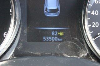 2014 Nissan X-Trail T32 TS 4WD Red 6 Speed Manual Wagon
