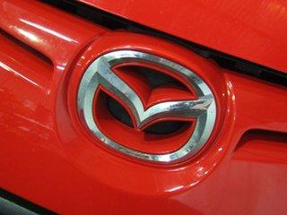 2010 Mazda 2 DE10Y1 Neo Red 4 Speed Automatic Hatchback