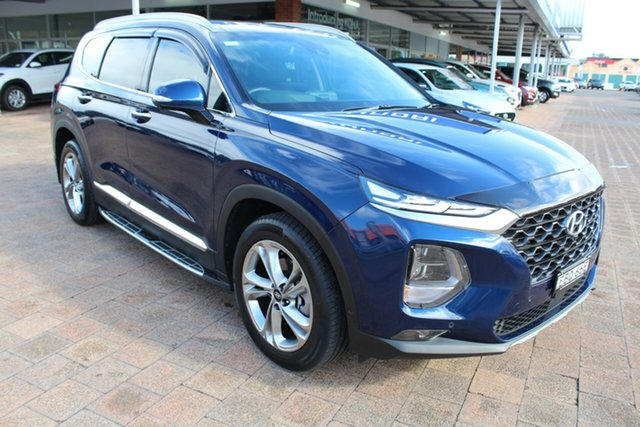 Demo Hyundai Santa Fe  Highlander, Demo MY19 TM Santa Fe 7 Seat Highlander 2.2 Diesel Automatic