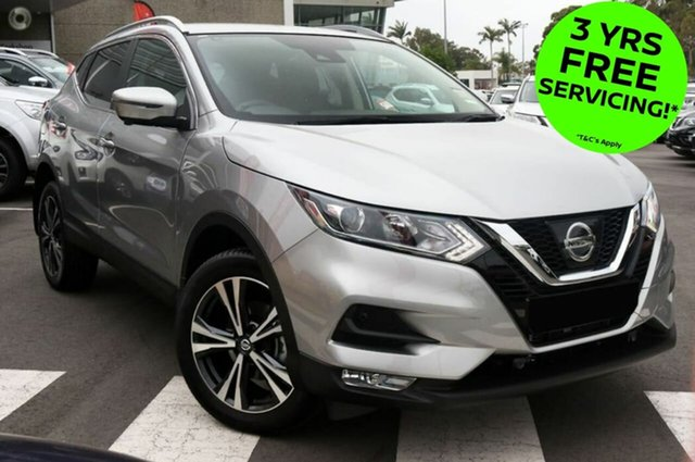 New Nissan Qashqai J11 Series 2 ST-L X-tronic, 2019 Nissan Qashqai J11 Series 2 ST-L X-tronic Platinum 1 Speed Constant Variable Wagon