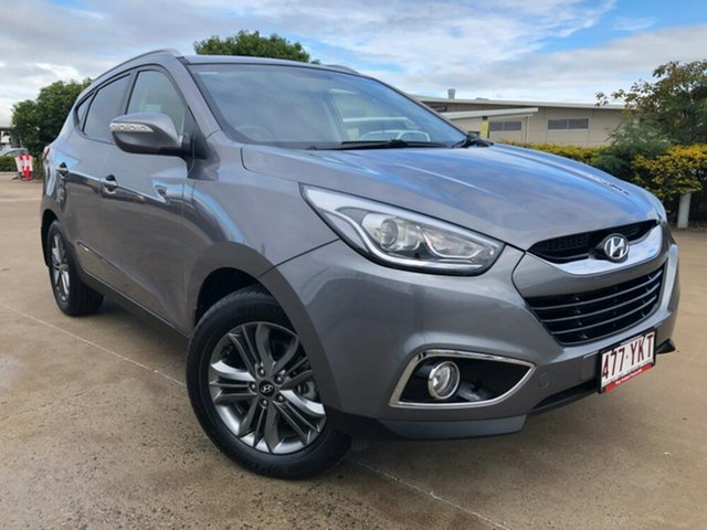 Used Hyundai ix35 LM3 MY14 SE, 2014 Hyundai ix35 LM3 MY14 SE Grey 6 Speed Manual Wagon