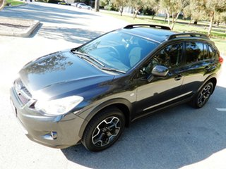 2011 Subaru XV G4X MY12 2.0i-L AWD Dark Grey 6 Speed Manual Wagon