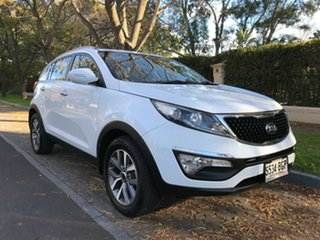 2015 Kia Sportage SL MY15 Si 2WD Premium White 6 Speed Sports Automatic Wagon.